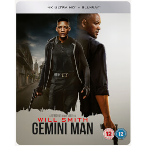 Exclusivité Zavvi : Steelbook Gemini Man - 4K Ultra HD