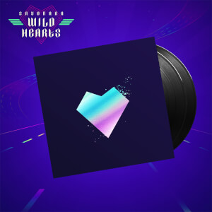 Sayonara Wild Hearts Video Game Soundtrack 2xLP