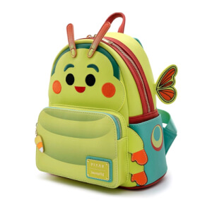 Loungefly Disney Pixar A Bugs Life Heimlich Mini Backpack
