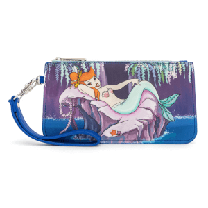 Loungefly Disney Peter Pan Mermaids Flap Wallet