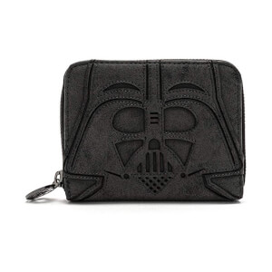 Loungefly Star Wars Vader Zip Around Wallet