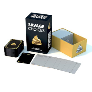 Savage Choices Card Game