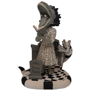 "FOCO Beetlejuice Barbara 8"" Bobblehead Figure - Zavvi Exclusive"