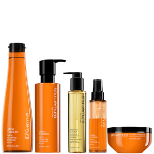 Shu Uemura Art of Hair Your Ultimate Nourishing and Shine Routine for Dry Hair