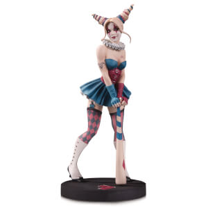 DC Collectibles DC Comics DC Designer Ser Harley Quinn By Enrico Marini Statue