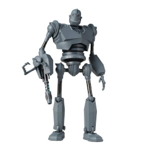 1000 Toys Inc. Iron Giant Battle Mode Version Diecast 1/12 Scale Action Figure