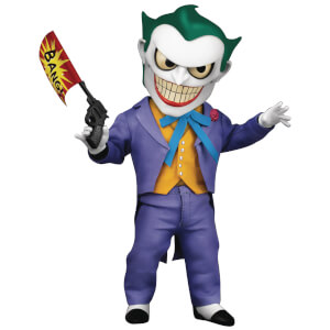 Beast Kingdom Batman The Animated Series EAA-102 Joker PX Action Figure