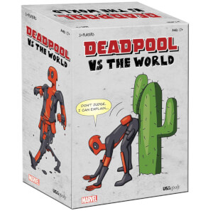 Deadpool vs The World - Party Card Game