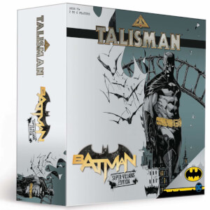 Batman Board Game Talisman: Super-Villains Edition