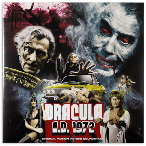 Death Waltz - Dracula AD1972 Soundtrack LP
