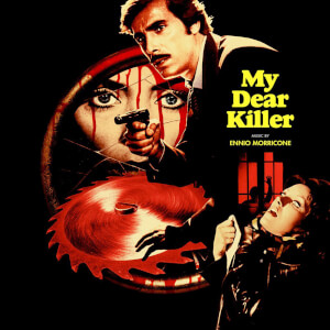 Death Waltz - My Dear Killer Soundtrack LP