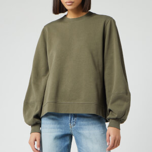 Ganni Women's Isoli Sweater - Kalamata