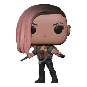 Figura Funko Pop! - V-Female - Cyberpunk 2077