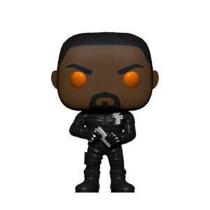 Hobbs & Shaw Brixton with Orange Eyes Pop! Vinyl Figure