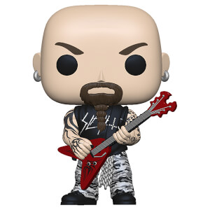Pop! Rocks Slayer Kerry King Pop! Vinyl Figure