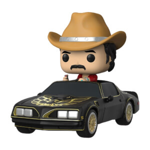 Smokey & the Bandit Trans Am Pop! Ride