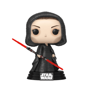 Star Wars: Rise of the Skywalker Dark Rey Funko Pop! Figuur