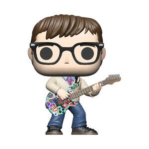 Pop! Rocks Weezer - Rivers Cuomo Figura Funko Pop! Vinyl