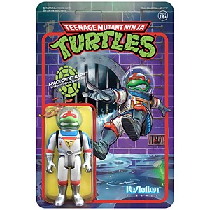 Super7 Teenage Mutant Ninja Turtles ReAction Figure - Space Cadet Raphael
