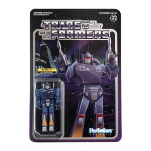 Super7 Transformers ReAction Figure - Rumble