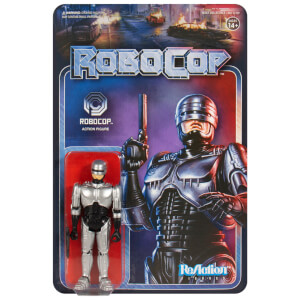 Super7 Robocop ReAction Figure - Robocop