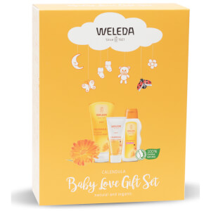 Weleda Calendula Baby Love Gift Set (Worth $60.85)