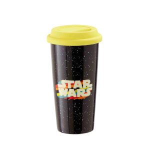 Funko Homeware Star Wars Classic Millennium Falcon Lidded Travel Mug