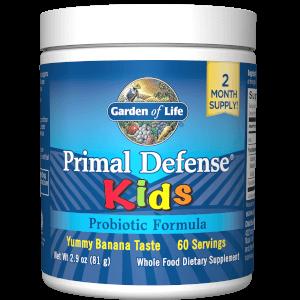 Formule Microbiomes Enfants - 81g