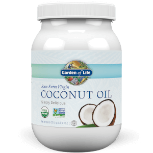 Garden of Life RAW Extra Virgin Coconut Oil 414ml