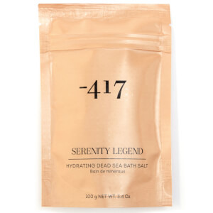 -417 Dead Sea Cosmetics Bath Salts
