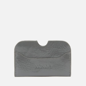 Núnoo Women's Carla Gloss Card Holder - Grey