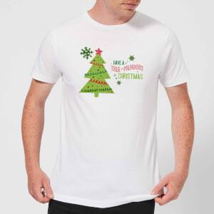 Tree Mendous Men's T-Shirt - White