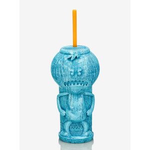 Rick and Morty Mr. Meeseeks Geeki Tikis Plastic Tumbler