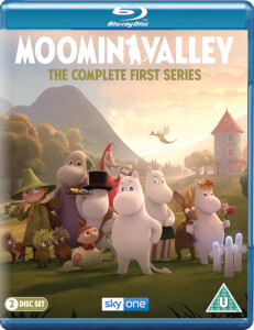Moominvalley - Series 1