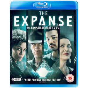 The Expanse - Seasons 1-3