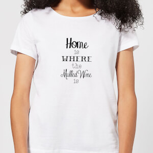 Mulled wine Women's T-Shirt - White