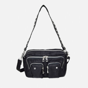 Núnoo Women's Ellie Logo Sport Bag - Black