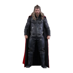 Hot Toys Avengers: Endgame Movie Masterpiece Action Figure 1/6 Thor 32cm