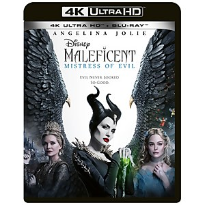 Maleficent: Mistress of Evil - 4K Ultra HD