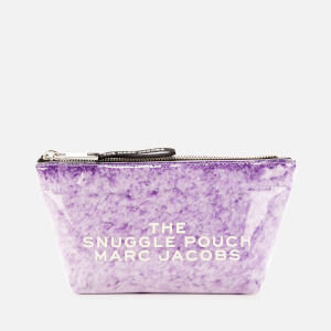 Marc Jacobs Women's The Snuggle Large Pouch - Purple
