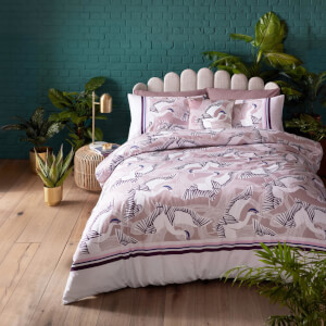 Ted Baker Flighter Duvet Cover - Pink