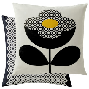 Orla Kiely Buttercup Stem Cushion