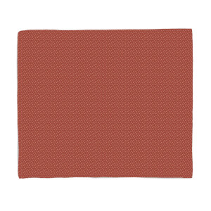 Red Start Pattern Fleece Blanket