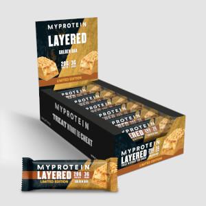 Golden Layered Bar