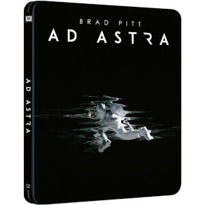 Ad Astra 4K Ultra HD Steelbook (Includes 2D Blu-ray)