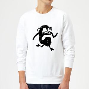 Modern Toss Alan Master Sweatshirt - White