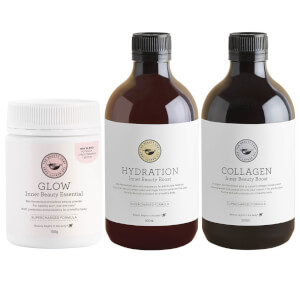 The Beauty Chef Glow, Collagen and Hydration Trio (Worth $155.00)