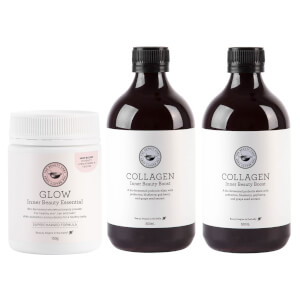 The Beauty Chef Glow and Collagen Bundle (Worth $149.00)