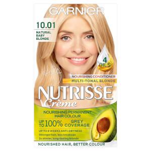 Garnier Nutrisse Permanent Hair Dye - 10.01 Baby Blonde