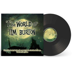 The World of Tim Burton 2x LP